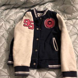 Girls jacket size 8